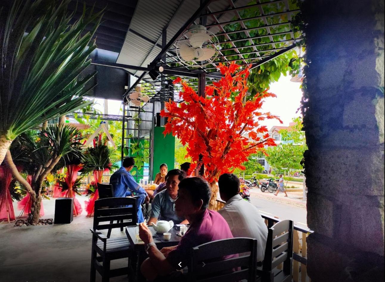 Lắp đặt hoàn thành hệ thống camera an ninh cho Đạt Coffee Land tại Cam Ranh