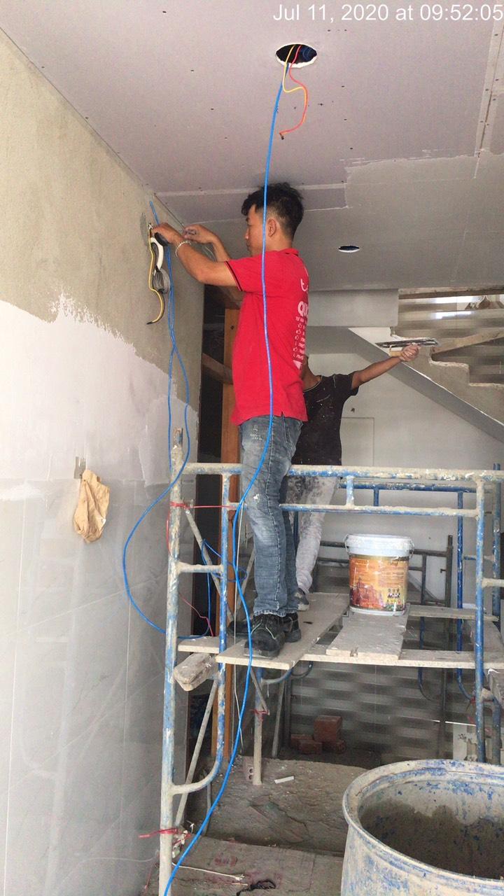 Đã hoàn thành lắp đặt 1033 Lê Hồng Phong.Nha Trang