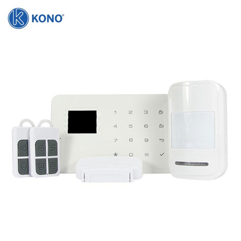 THIẾT BỊ BÁO TRỘM TRUNG TÂM KONO KN-768 GSM