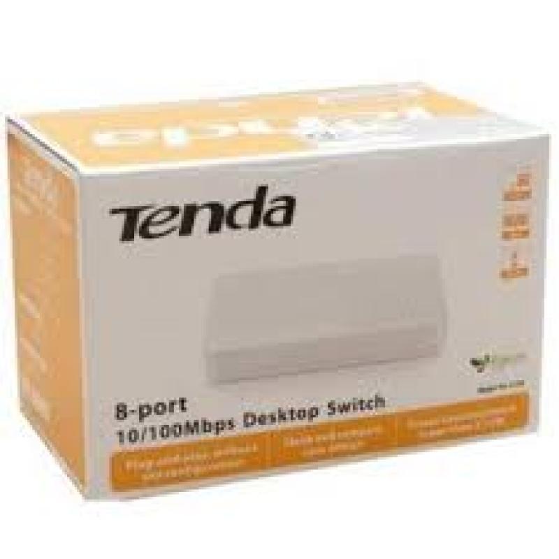 Bộ chia mạng Tenda 8 cổng