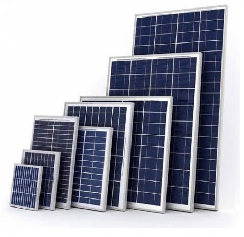 Tấm pin năng lượng mặt trời 330Wp – Dòng Poly