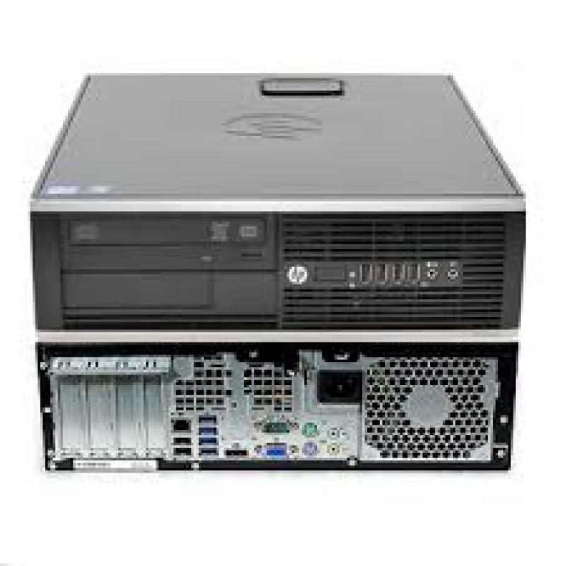 Máy bộ HP Compaq 6300SFF Core I7- 3770 ( 8M/3.4Ghz), Ram 4GB, HDD 250GB, DVD,Free OS,Phím Chuột