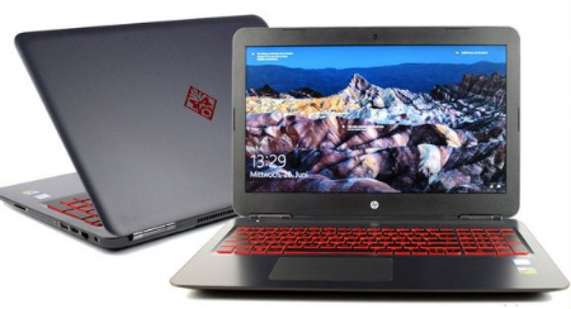 LAPTOP HP OMEN I7 6700HQ 8GB 128GB SSD 1TB 15.6FULL HD VGA GTX965M 4GB