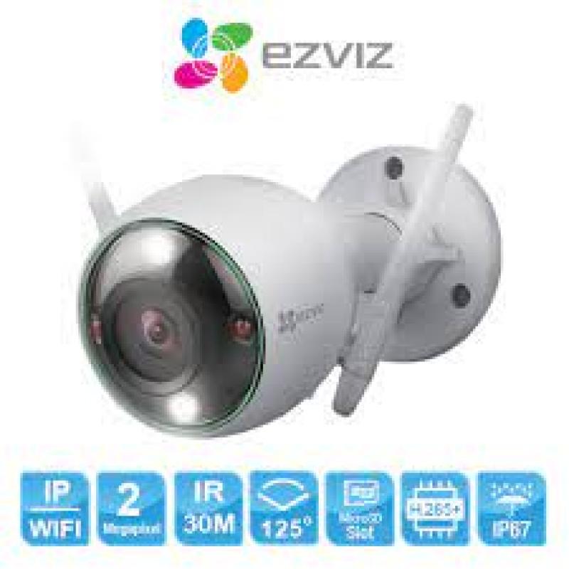 Camera Wifi tích hợp AI EZVIZ C3N 2mp có màu ban đêm